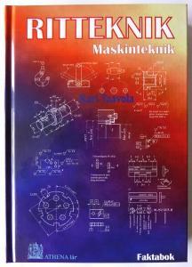RITTEKNIK Maskinteknik Faktabok av Karl Taavola